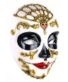 Venetiaanse maskers Day of the dead